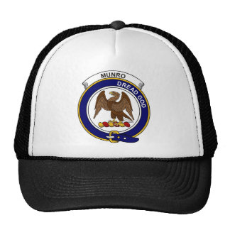 Munro Clan Badge Hats