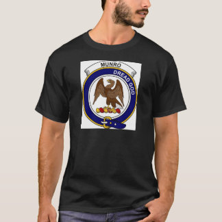 Munro Clan Badge T-Shirt
