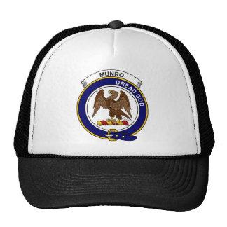 Munro Clan Badge Trucker Hat