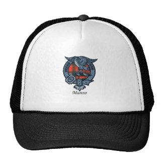 Munro Clan Crest Trucker Hat