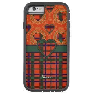 Munro clan Plaid Scottish tartan Tough Xtreme iPhone 6 Case