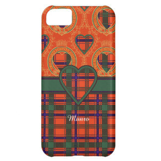 Munro clan Plaid Scottish tartan iPhone 5C Cover