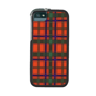 Munro clan Plaid Scottish tartan iPhone 5 Cover