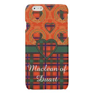 Munro clan Plaid Scottish tartan Glossy iPhone 6 Case