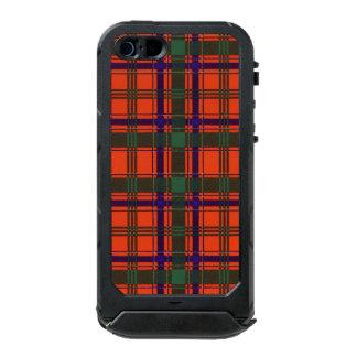 Munro clan Plaid Scottish tartan Incipio ATLAS ID™ iPhone 5 Case
