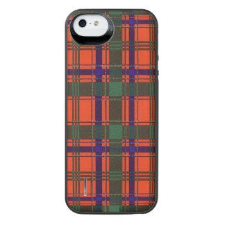 Munro clan Plaid Scottish tartan Uncommon Power Gallery™ iPhone 5 Battery Case