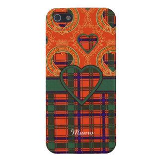 Munro clan Plaid Scottish tartan Case For iPhone 5