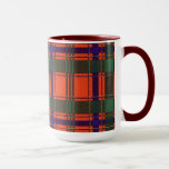 Munro clan Plaid Scottish tartan Mug