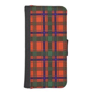 Munro clan Plaid Scottish tartan Phone Wallets