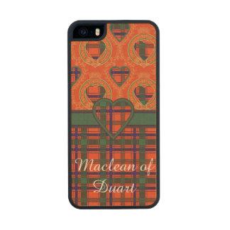 Munro clan Plaid Scottish tartan Carved® Maple iPhone 5 Slim Case