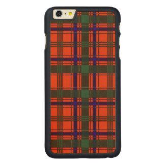 Munro clan Plaid Scottish tartan Carved® Maple iPhone 6 Plus Slim Case