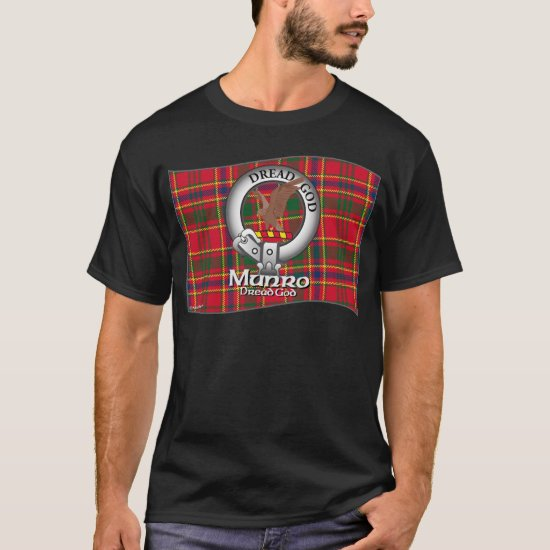 Munro Clan T-Shirt