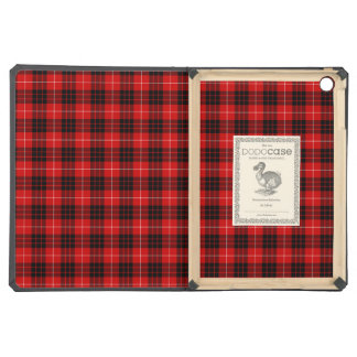 Munro Tartan iPad Air Covers