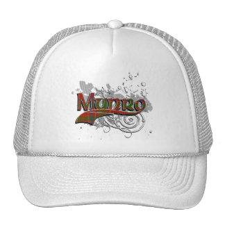 Munro Tartan Grunge Trucker Hat