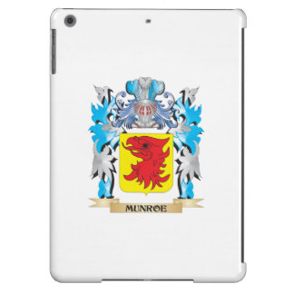 Munroe Coat of Arms - Family Crest Case For iPad Air
