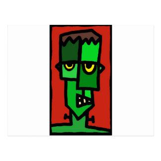Munster de Frankenstein Postal