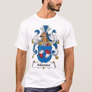 Munster Family Crest T-Shirt