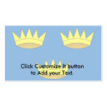 Munster, Ireland flag Double-Sided Standard Business Cards (Pack Of 100)