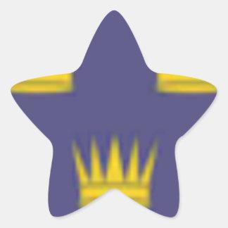 Munster (Ireland) Flag Star Sticker