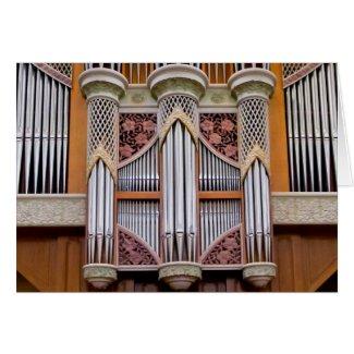 Münster pipe organ