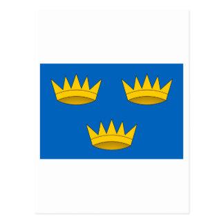 Munster Province Flag Postcard