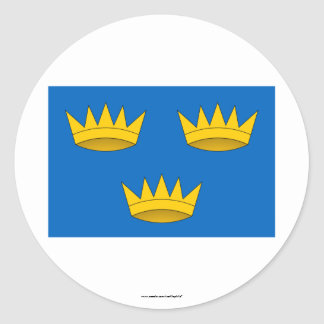 Munster Province Flag Stickers