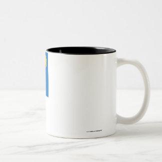 Munster Province Flag Two-Tone Coffee Mug