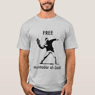 Muntadar Al-Zaidi T-Shirt
