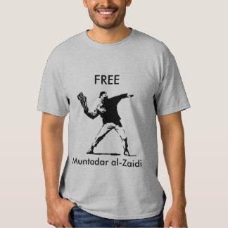 Muntadar Al-Zaidi T-shirts