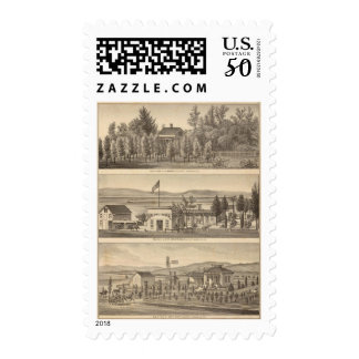 Munyan, Armstrong, Kapp properties Postage