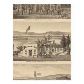 Munyan, Armstrong, Kapp properties Postcard