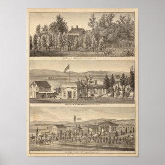 Munyan, Armstrong, Kapp properties Poster