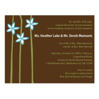 MunzurisInvite2 Postcard
