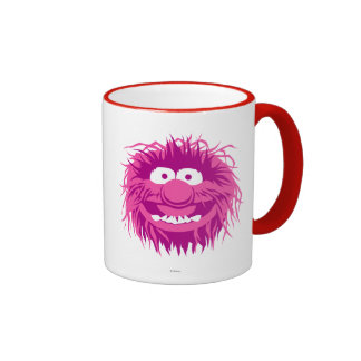 Muppets Animal 2 Ringer Coffee Mug