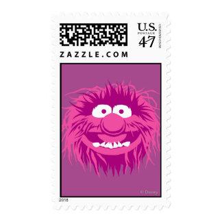Muppets Animal 2 Postage Stamp