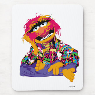 Muppets - Animal Disney Mouse Pad