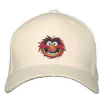 Muppets - Animal Embroidered Baseball Hat