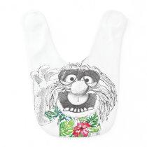 Muppets | Animal In A Hawaiian Shirt Baby Bib