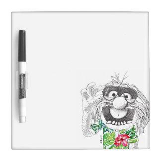 Muppets | Animal In A Hawaiian Shirt Dry Erase Board