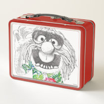 Muppets | Animal In A Hawaiian Shirt Metal Lunch Box