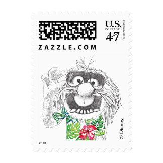 Muppets | Animal In A Hawaiian Shirt Postage
