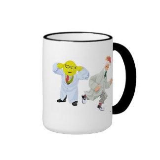 Muppets Beaker and Bunson Disney Ringer Coffee Mug
