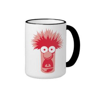Muppets' Beaker Disney Ringer Coffee Mug