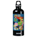 Muppets Circle Graphic SIGG Traveler 0.6L Water Bottle