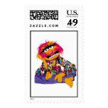 Muppets - Disney animal Sellos