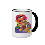 Muppets - Disney animal Taza A Dos Colores