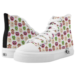 Muppets Emoji High-Top Sneakers