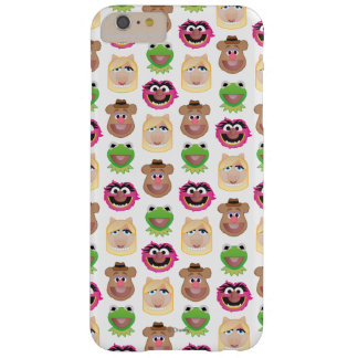 Muppets Emoji Land Pattern Barely There iPhone 6 Plus Case