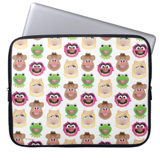 Muppets Emoji Laptop Sleeve