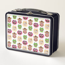 Muppets Emoji Metal Lunch Box